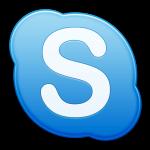 Skype Blue