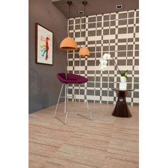 Panel korkowy Linn, Slate Collection - Linn Blush