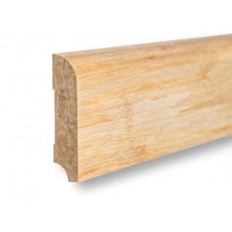Listwa przypodłogowa bambus prasowany naturalny